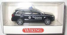Wiking 069311 Audi Q7 THW - Technisches Hilfswerk 1:87 HO