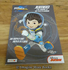 NEW Disney Miles Tomorrowland Coloring Book ~96 pgs~ We Offer Combined Shipping