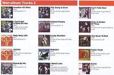 """Golden Earring """"Non-Album Tracks 2"""" 15 seltene Songs von 1969 - 1980! Neue CD!"""