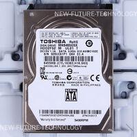 "Toshiba (MK6465GSX) 640 GB HDD 2.5"" 8 MB 5400 RPM SATA Laptop Hard Disk Drive"