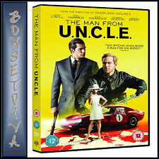 THE MAN FROM U.N.C.L.E.  *BRAND NEW DVD***