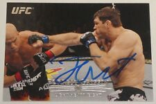 Forrest Griffin Signed UFC 2011 Topps Title Shot Card 112 Autograph 86 76 148 53