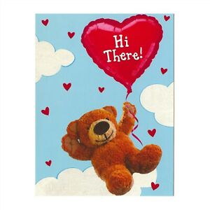 AG Valentine's Day Card: Hope It Puts a Big Happy Smile On Your Beary Cute Face