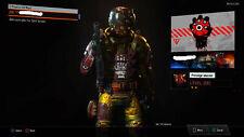 BO3 modded account Level 200 Dark matter unlocked  + modded classes PS4 Only