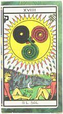 Baraja de cartas naipes Fournier Tarot Esoterico