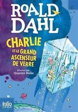 Charlie Et Le Grand Ascenseur De Verre by Roald Dahl (Paperback, 2016) French Ed