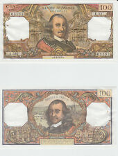 Gertbrolen 100 FRANCS CORNEILLE du 1-4-1971  E.537 Billet N° 1340405153