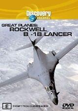 Great Planes - Rockwell B-1B Lancer (DVD, 2004) - Region 4