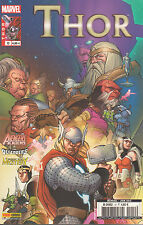 THOR N° 1 à 12 Marvel France 2ème Série Panini AVENGERS 12 comics SERIE COMPLETE