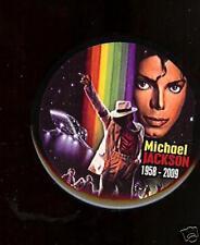 MICHAEL JACKSON 1958-2009 MEMORY pin Button #7