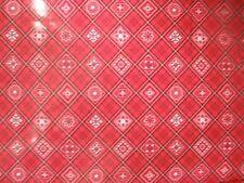 FABRIC RED BANDANA PRINT MATERIAL By Yard 45