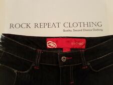 ECKO RED Jeans, Boot Cut, Dark Wash, Size 7