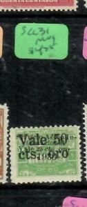 HONDURAS  (P2407B)  A/M  SC C 31            MOG