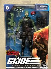 GI Joe Classified Beach Head Cobra Island Target Exclusive Blue Eyes Variant New