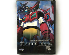 Go Nagai's Getter Robo Armageddon Complete Collection Power Pack 4 DVD Set 1998