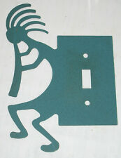 Vintage Dancing Musician Teal Blue Cucina Decorative Switch Plate Cover