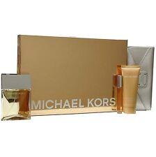 MICHAEL KORS GORGEOUS HOLIDAY 4 PIECE GIFT SET EAU DE PARFUM SPRAY 100ML NIB