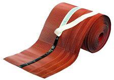Traufblech ALU 230mm x 10m Rolle Rinneneinhang Traufe Dachblech