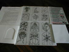 TRI CHEM  HOLIDAY GREETING CARD CRAFT PACK  ARTS AND CRAFTS