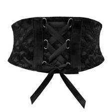 Patternless Flower Belts for Women