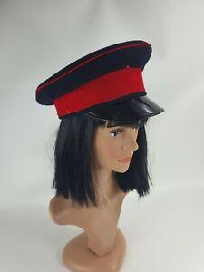 British Army Peak Cap Hat REME Uniform Parade Fancy Dress Theatre Film MOD