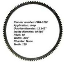 Clutch Flywheel Ring Gear Pioneer FRG-129F
