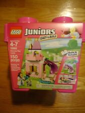 LEGO JUNIORS 10668 THE PRINCESS PLAY CASTLE with CAT - BRAND NEW US SELLER