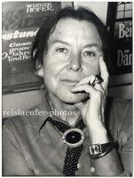 Luise Rinser von Felicitas Timpe, Original-Photo um 1980