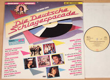 DIE DEUTSCHE SCHLAGERPARADE - Die einzig echte  (EMI 1988 / LP NEUWERTIG)