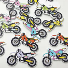 Mixed 2 Holes motorcycle Wooden Buttons Sewing and Scrapbook Accessories W590