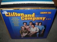 BILL CLIFTON and company ( country ) SEALED NEW