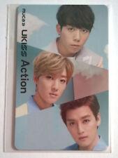 U-KISS Action Japan Music Card Photocard  K-pop - Kevin Hoon Eli