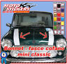Mini Cooper Classic - Bonnet - Fasce adesive cofano