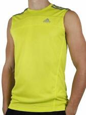 adidas Activewear Vests for Men with Wicking