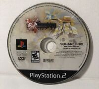 Romancing SaGa (Sony PlayStation 2, 2005) PS2 Disc Only Tested