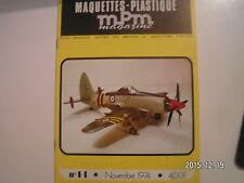*** mPm maquette n°44 Le Hawker Tempest Mk V / Canon antichar Pak 40 / Mz 250