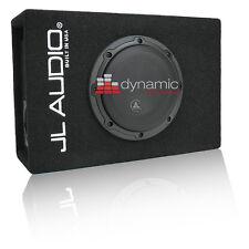 "JL AUDIO CP106LG-W3v3 6-1/2""  Microsub Slot-Ported Enclosure Loaded Sub Box New"