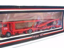 Herpa 1/87 800440 Volvo Autotransporthängerzug Cotra OVP (TR9183)