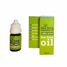 Pure Tea Tree Oil 10ml Essential Melaleuca Alternifolia Anti Fungal