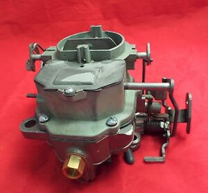 1978-80 Chrysler Dodge Plymouth Remanufactured Carburetor Carter BBD 318ci 5.2L
