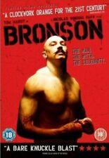 Bronson [DVD] By Tom Hardy,Matt King,Daniel Hansford,Rupert Preston.