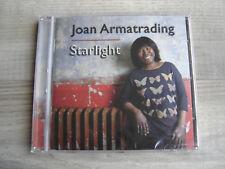 jazz CD folk rock70s pop JOAN ARMATRADING Starlight 2012 blues SINGER SONGWRITER