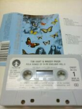 TIM HART & MADDY PRIOR/CASSETTE/1991/FOLK SONGS OF OLDE ENGLAND VOL2..