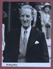 John Scott  Earl of Dalkeith, Press photo 1950, later Duke of Buccleuch    JX927