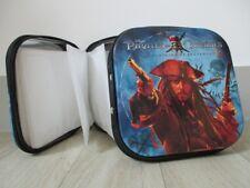 Pochette range CD métal - Pirates de Caraibes