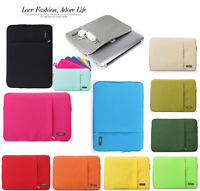 """15"""" Colors Laptop Ultra Slim Sleeve Bag Case Cover Bag fit For Dell XPS 15 15.6"""""""