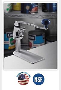 Edlund S-10 Manual Can Opener W/Stainless Base
