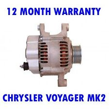 CHRYSLER VOYAGER MK2 MK II 2.0 2.4 1995 1996 1997 - 2001 ALTERNATOR