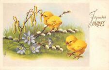 CPA - Joyeuses Pâques - N°18