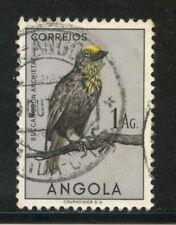 1951 - ANGOLA - 1Ag.. UCCELLI - USATO - LOTTO/29007